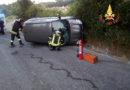 Incidente stradale  questa mattina in loc. Muro Rotto