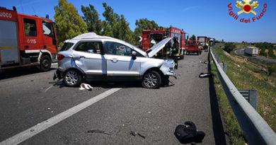 Altro incidente tra Catania ed Etna