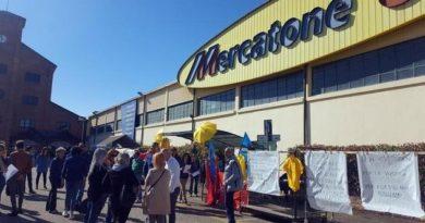 Mercatone Uno, una 'misera' cassa integrazione