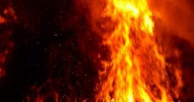 Incendio nel livornese, rischio eternit per i lavoratori