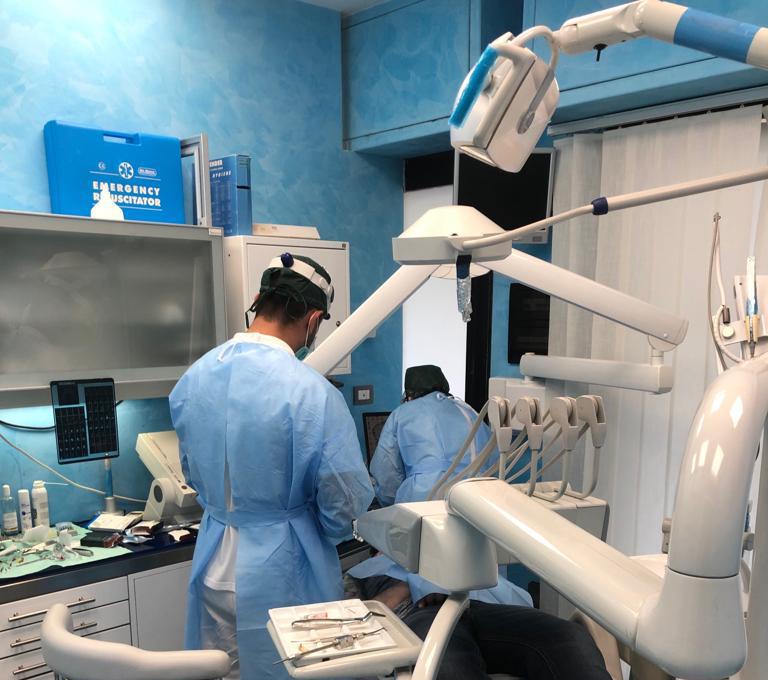 Lo Studio dentistico DANIELE GENSINI: accoglienza, qualità e soddisfazione del cliente