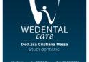 Intervista  alla dottoressa Cristiana Massa  – Titolare dello Studio dentistico WeDental Care