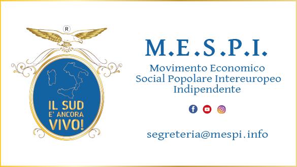 M.E.S.P.I. – Il Movimento indipendente a cui aderire per diffondere la cultura e il libero sviluppo di idee