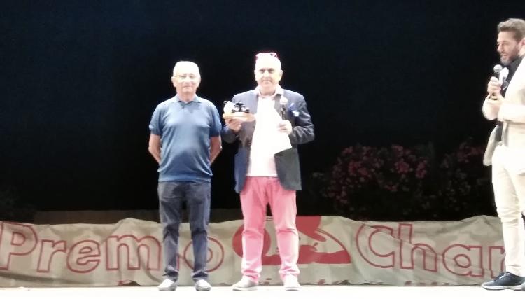 PREMIO CHARLOT A SALERNO: Al poeta Francesco Terrone il premio speciale scrittura