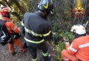 incendio di bosco in località Ruffino