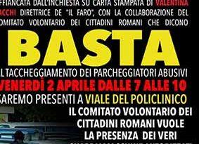 Il Comitato volontario dei cittadini e' con AGA Associazione Guardia Macchine Autorizzati ed il suo Presidente Liberato Mirenna.