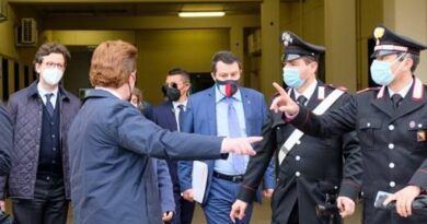 """Open Arms, Salvini sarà processato per il sequestro di 147 migranti. Il giudice di Palermo ha deciso: """"Prima udienza il 15 settembre"""""""
