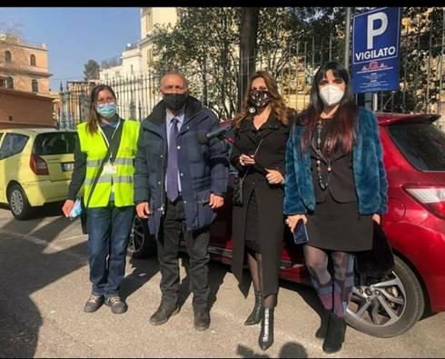 Parcheggiatori e legalità