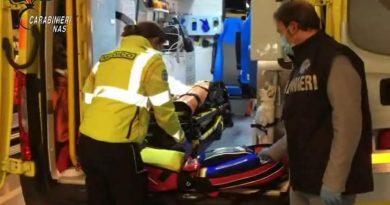 Controlli dei Nas dei Carabinieri sulle ambulanze di tutta Italia: ecco cosa hanno scoperto