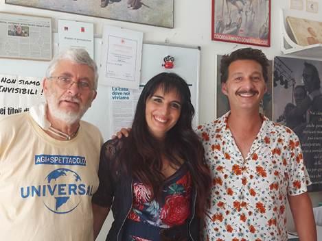 L'Associazione Generici Italiani in difesa dei diritti dei lavoratori dello spettacolo