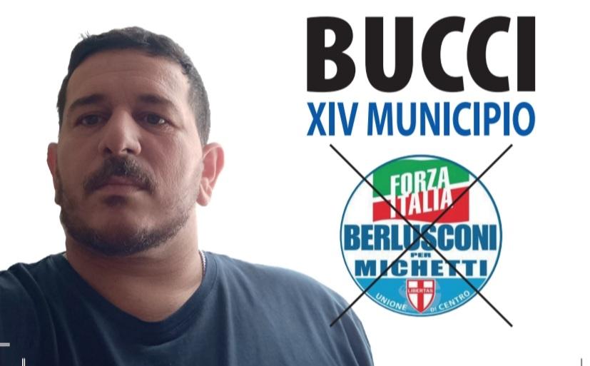 Nel XIV° Municipio: Mirko Bucci da sempre impegnato nel Sociale