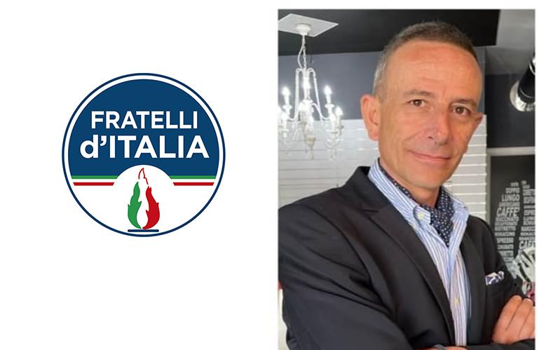 Fabrizio Allia, FdI nel Municipio X: amo il mio territorio e voglio migliorarlo